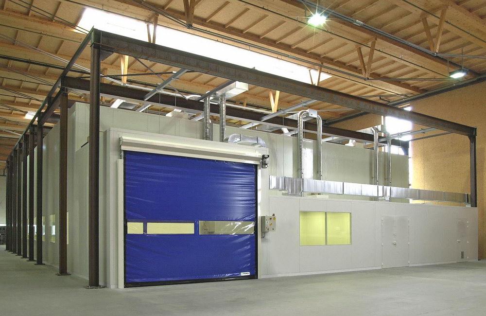 Clean Room Pharmaceutical Sampling Area Stefatos Gr