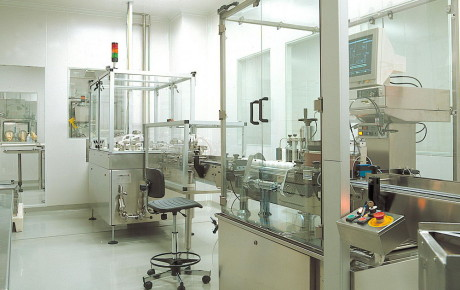 Clean Room - Pharmaceutical Industry