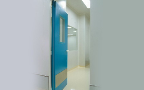 Clean Room - Pharmaceutical door, air lock
